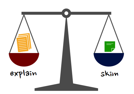 explain-skim